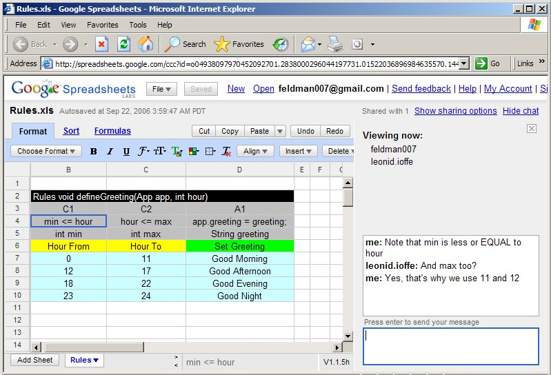 How to Change Worksheet Color in Google Spreadsheet